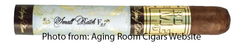 Cigar No 15 - Aging Room Website